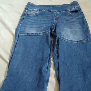 JAG JEANS high rise straight leg size 10
